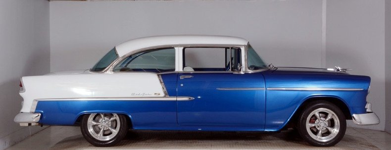 1955 Chevrolet Custom Image 64