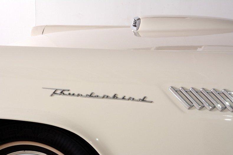 1957 Ford Thunderbird Image 41
