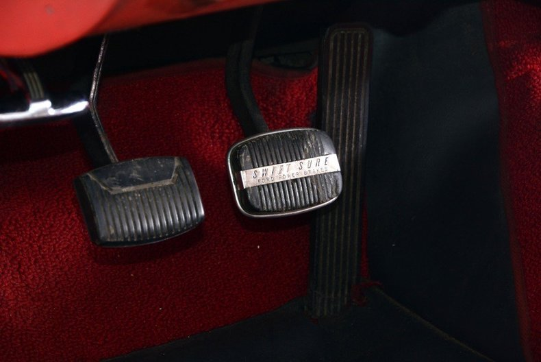1957 Ford Thunderbird Image 56