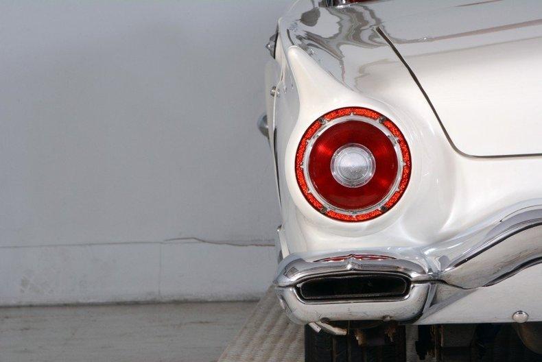 1957 Ford Thunderbird Image 63