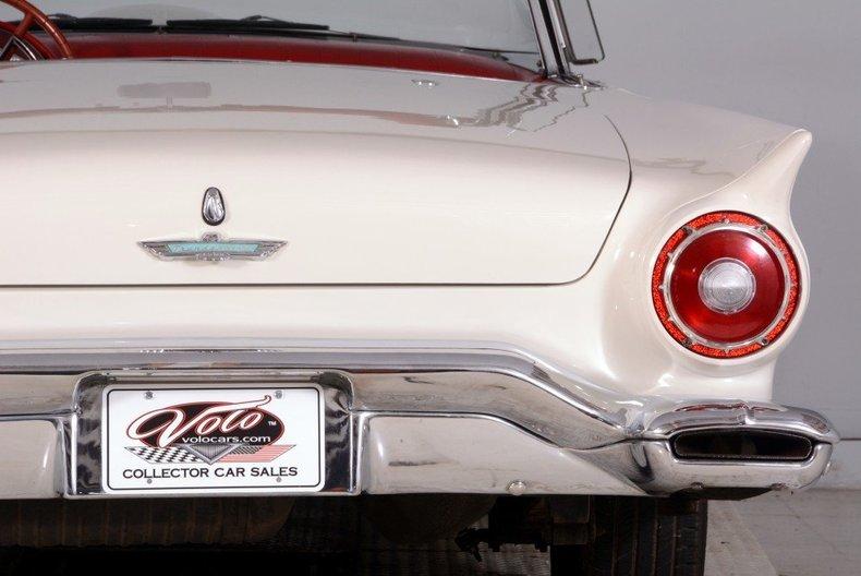 1957 Ford Thunderbird Image 69