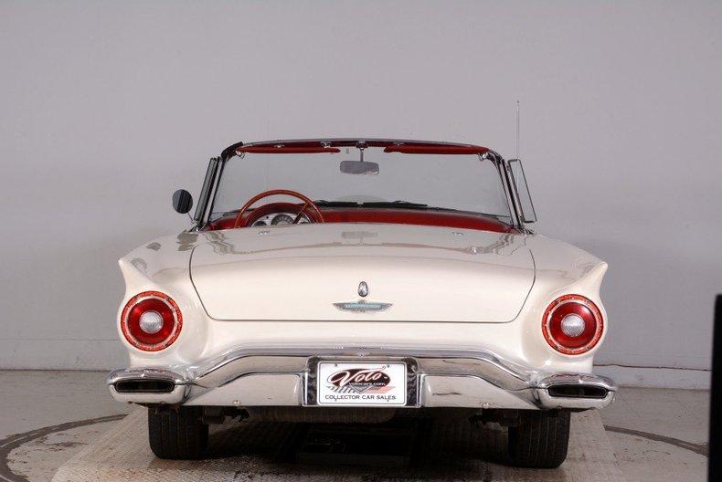 1957 Ford Thunderbird Image 72