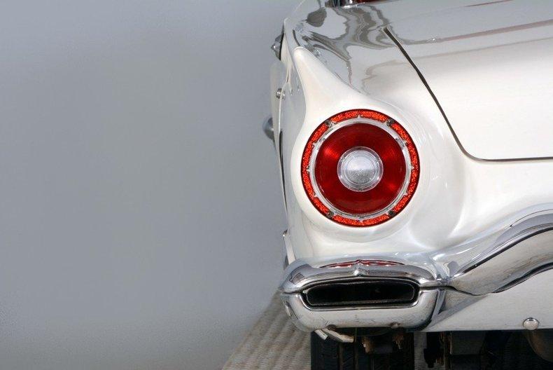 1957 Ford Thunderbird Image 73