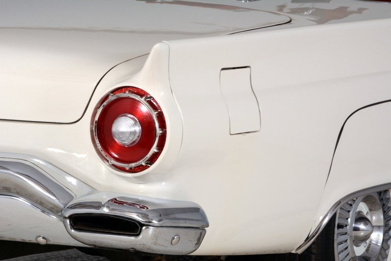 1957 Ford Thunderbird Image 79