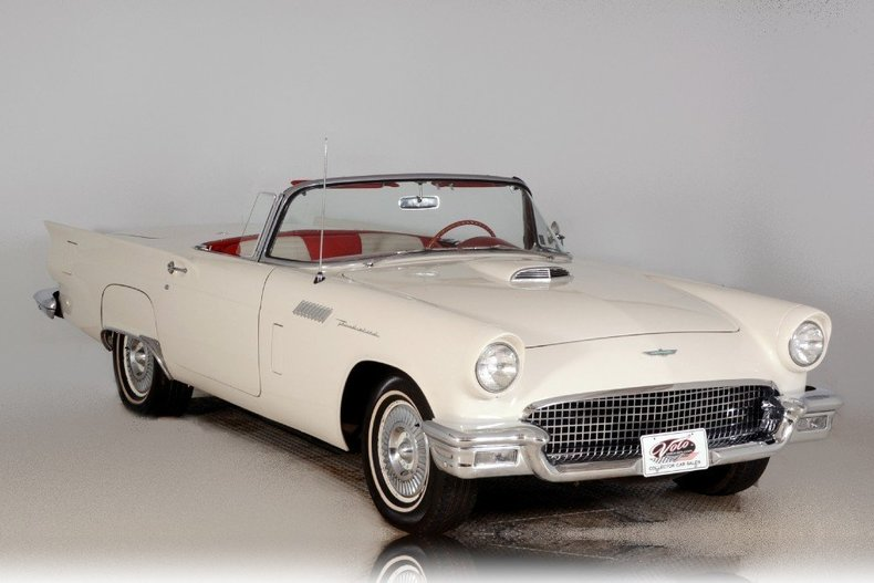 1957 Ford Thunderbird Image 80
