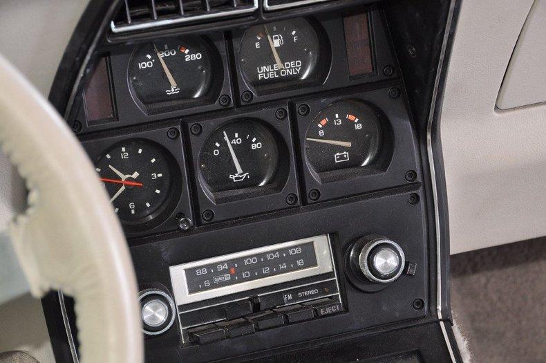1978 Chevrolet Corvette Image 23