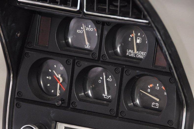 1978 Chevrolet Corvette Image 51