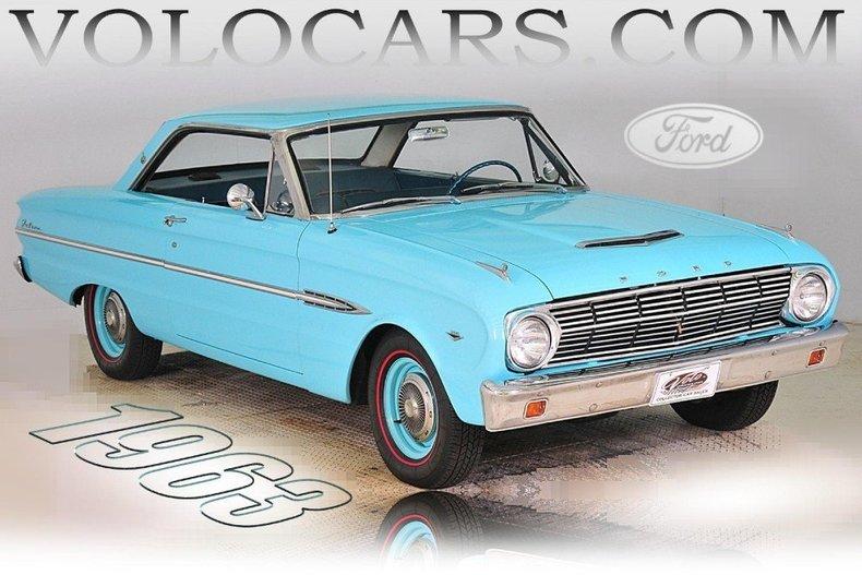 1963 Ford Falcon Image 1