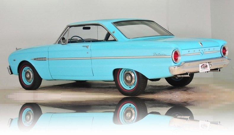 1963 Ford Falcon Image 9