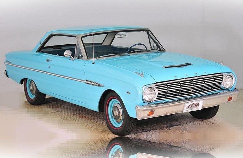 1963 Ford Falcon Image 18
