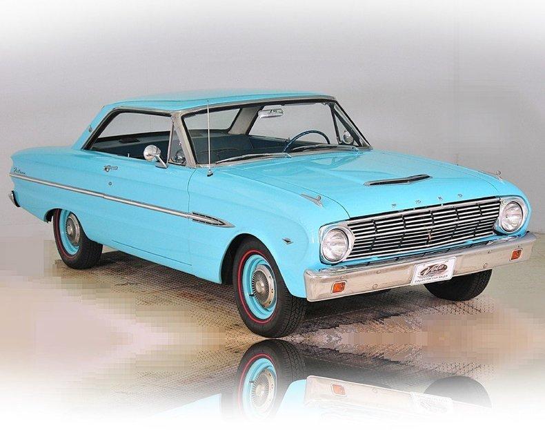 1963 Ford Falcon Image 51