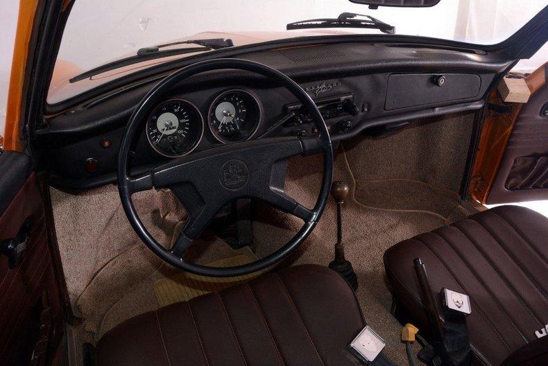 1973 Volkswagen Karmann Ghia Image 2