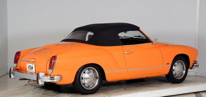 1973 Volkswagen Karmann Ghia Image 3