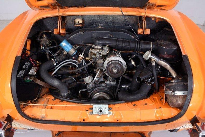 1973 Volkswagen Karmann Ghia Image 4