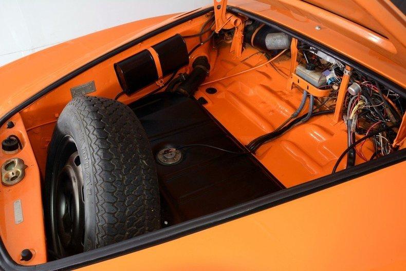 1973 Volkswagen Karmann Ghia Image 16