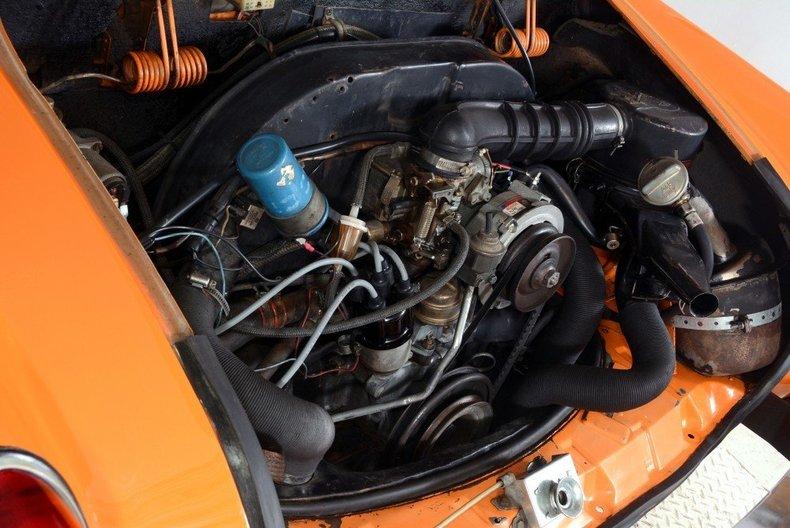 1973 Volkswagen Karmann Ghia Image 36