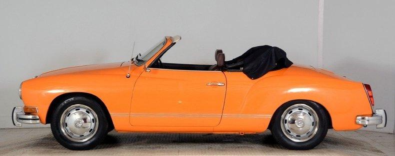 1973 Volkswagen Karmann Ghia Image 38