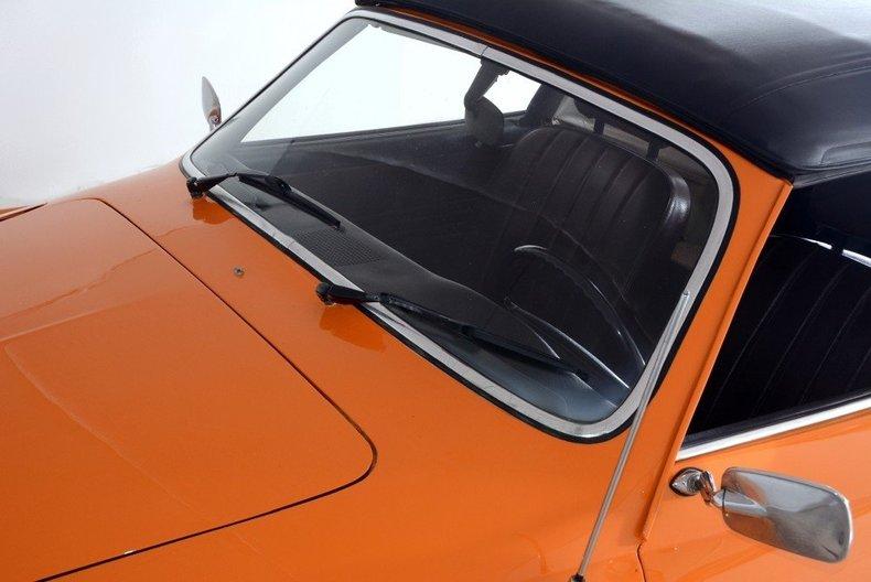 1973 Volkswagen Karmann Ghia Image 43