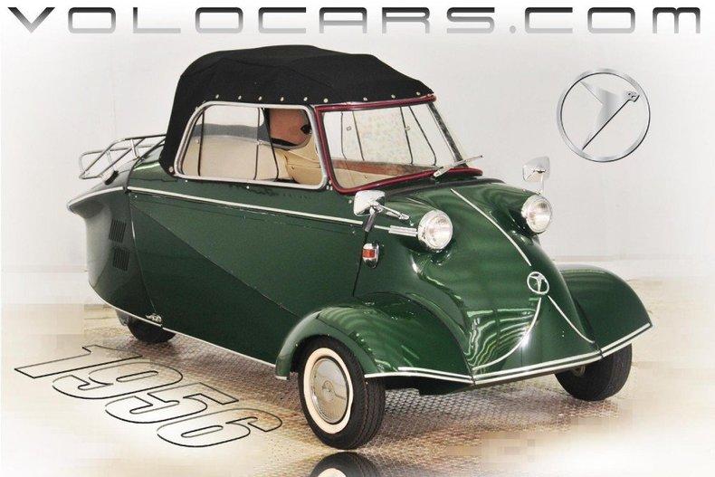 1956 Messerschmitt KR200 Image 1
