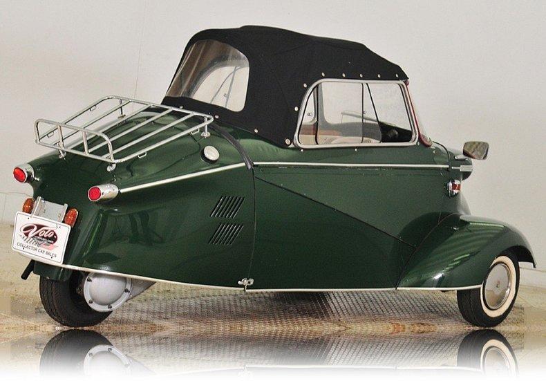 1956 Messerschmitt KR200 Image 5