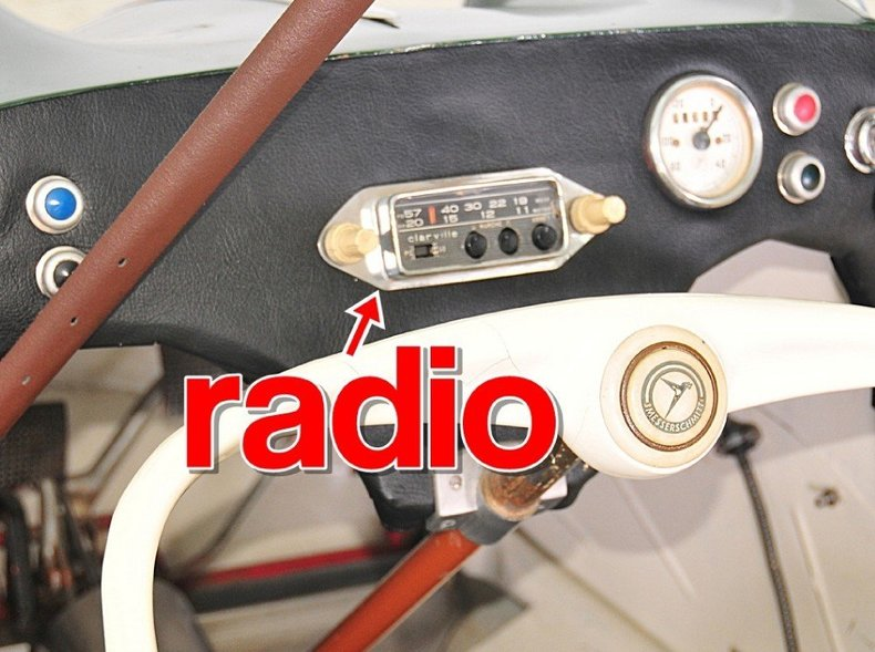 1956 Messerschmitt KR200 Image 6