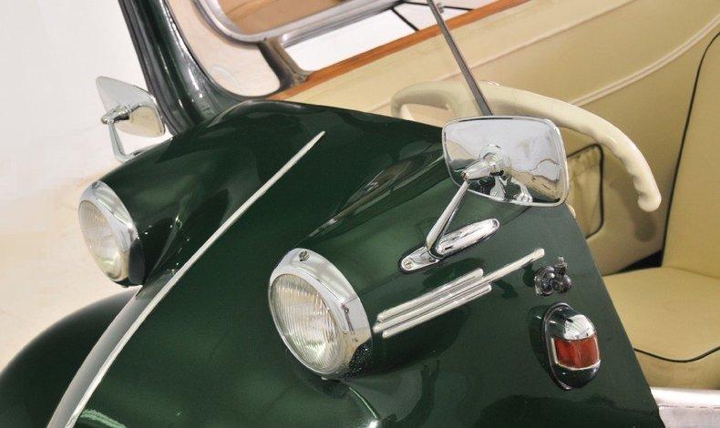 1956 Messerschmitt KR200 Image 15