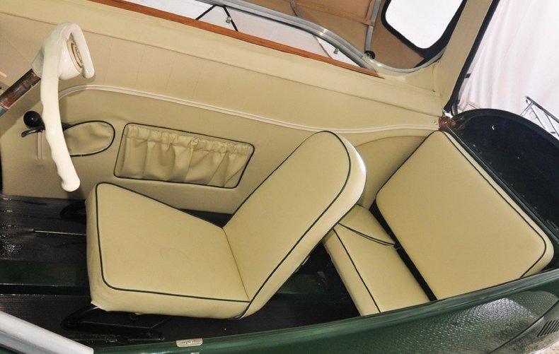1956 Messerschmitt KR200 Image 16