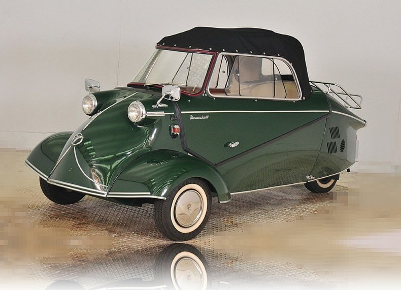 1956 Messerschmitt KR200 Image 17