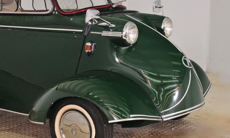 1956 Messerschmitt KR200 Image 21