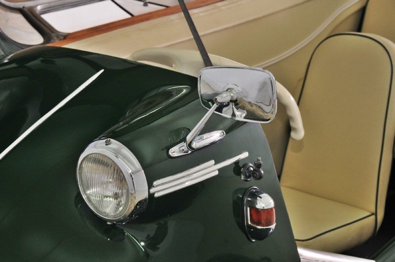 1956 Messerschmitt KR200 Image 26