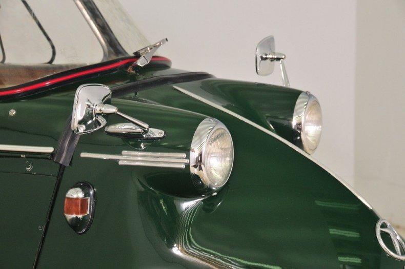 1956 Messerschmitt KR200 Image 33