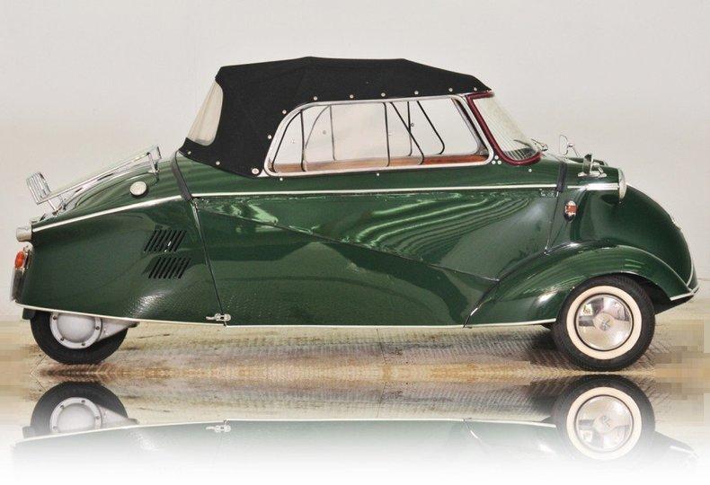 1956 Messerschmitt KR200 Image 34