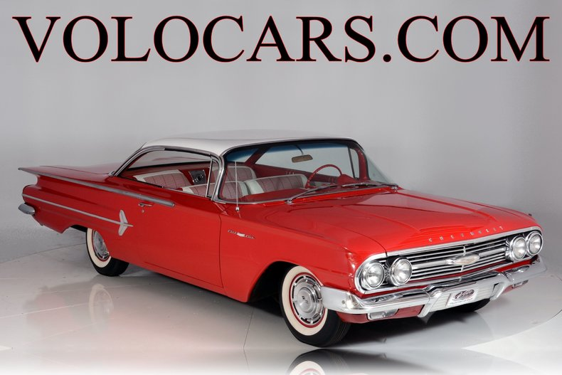1960 Chevrolet Bel Air Image 1