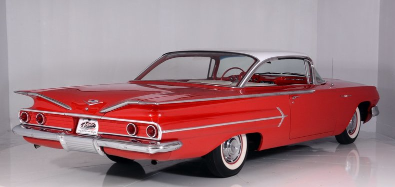1960 Chevrolet Bel Air Image 3