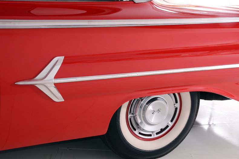 1960 Chevrolet Bel Air Image 7