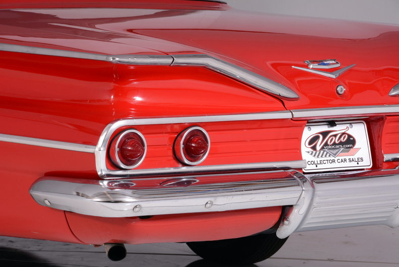 1960 Chevrolet Bel Air Image 15