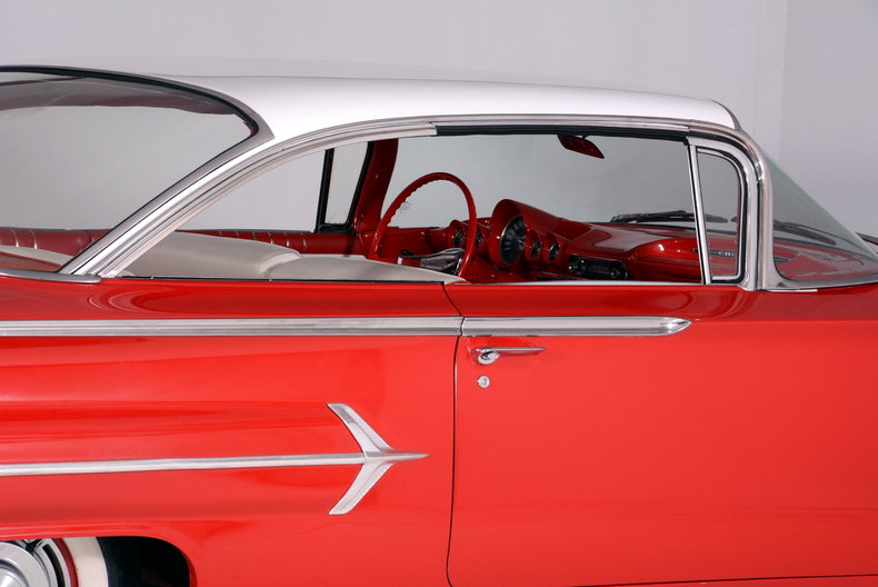 1960 Chevrolet Bel Air Image 21