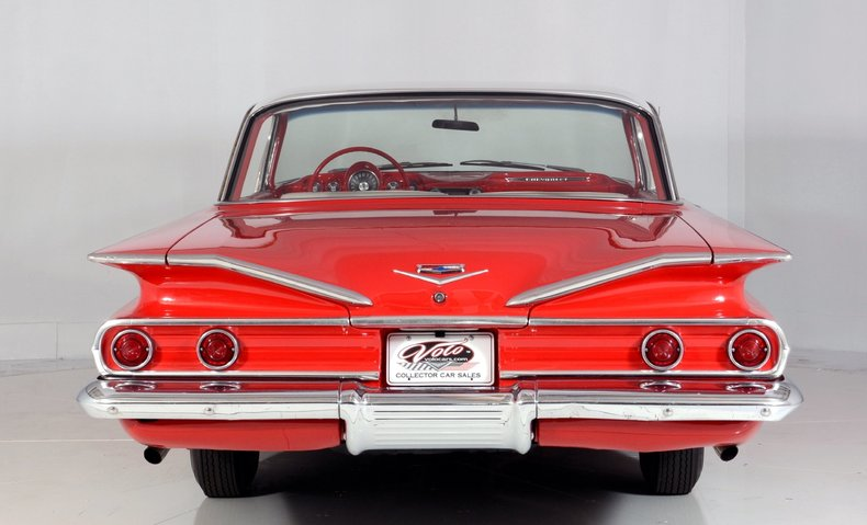1960 Chevrolet Bel Air Image 24