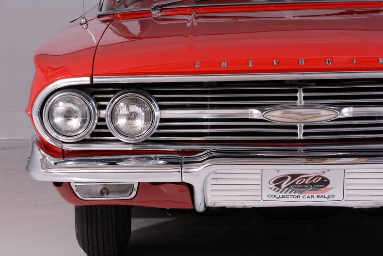 1960 Chevrolet Bel Air Image 35