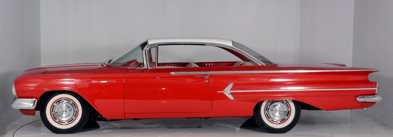 1960 Chevrolet Bel Air Image 40