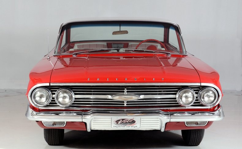 1960 Chevrolet Bel Air Image 43