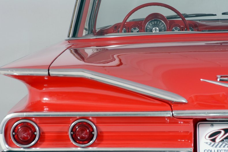 1960 Chevrolet Bel Air Image 46