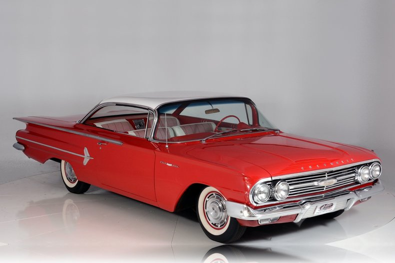 1960 Chevrolet Bel Air Image 61