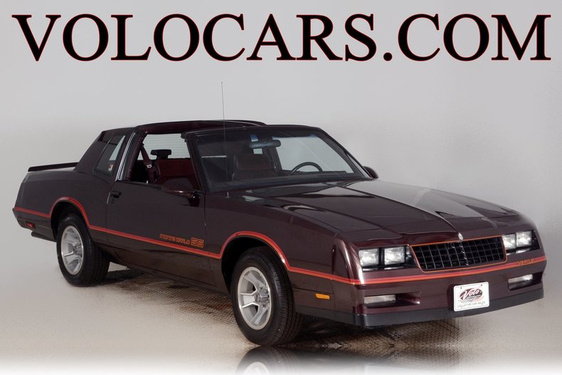 1986 Chevrolet Monte Carlo Image 1