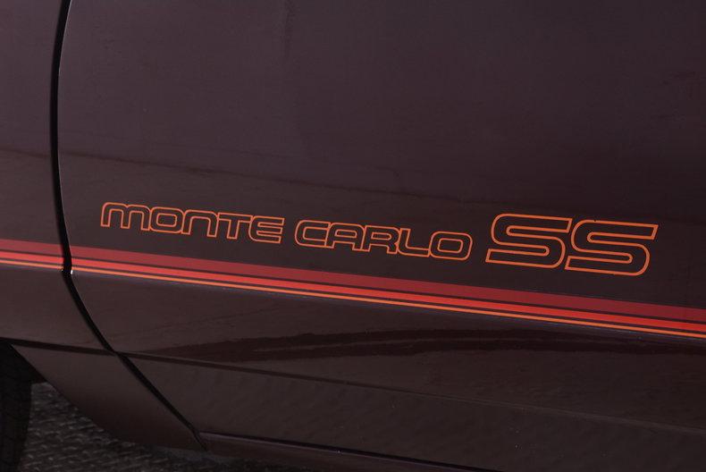 1986 Chevrolet Monte Carlo Image 12