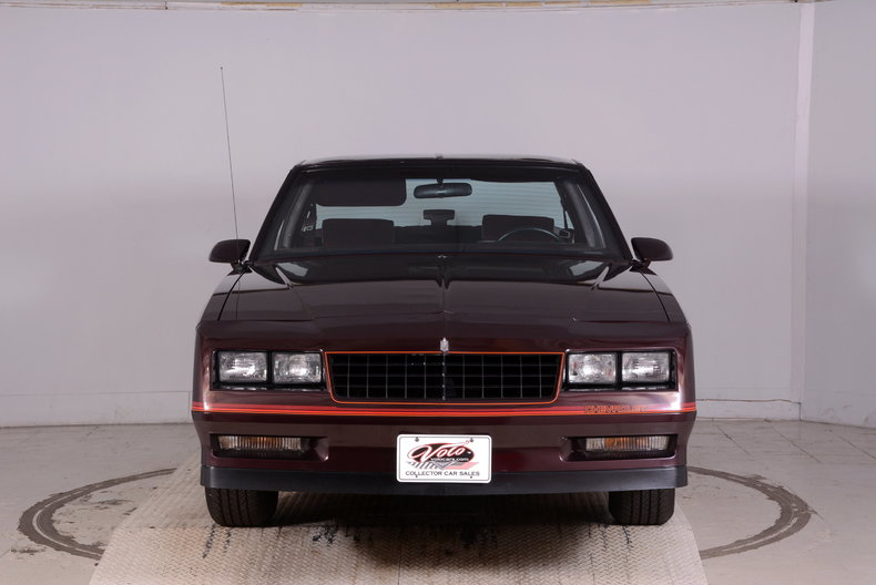 1986 Chevrolet Monte Carlo Image 16