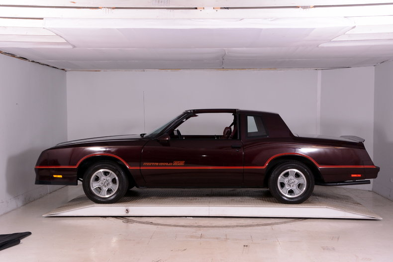 1986 Chevrolet Monte Carlo Image 29