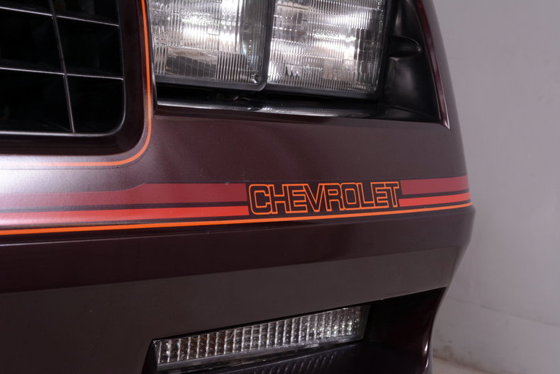 1986 Chevrolet Monte Carlo Image 33