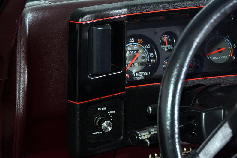 1986 Chevrolet Monte Carlo Image 42
