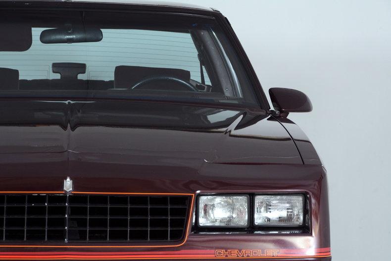 1986 Chevrolet Monte Carlo Image 44